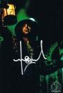 Moonspell Autogram