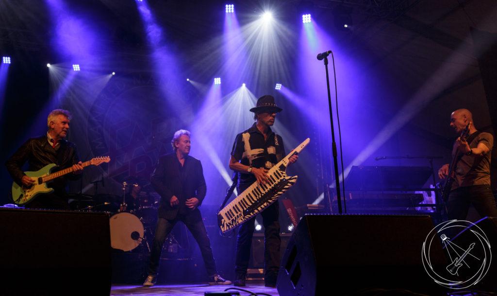 Manfred Mann's Earth Band @ Lakeside Bikedays