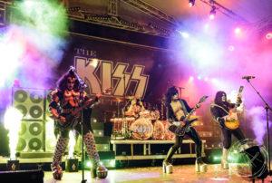 KISS Tribute Band @reigericht Rockt 2017